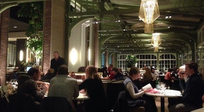 Photo of Restaurant Café Restaurant De Plantage at Plantage Kerklaan 36, Amsterdam 1018 CZ, Netherlands
