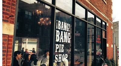 Photo of American Restaurant Bang Bang Pie Shop at 2061 N California Ave, Chicago, IL 60647, United States
