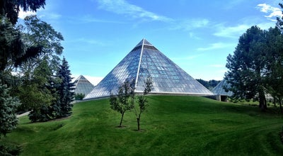 Photo of Art Gallery Muttart Conservatory at 9626 96a St, Edmonton T6C 4L8, Canada