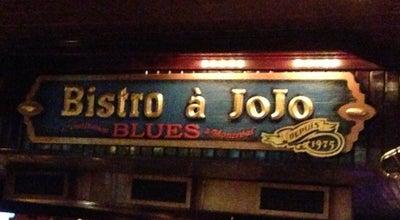 Photo of Nightclub Bistro a Jojo at 1627 Rue St. Denis, Montreal H2X 3K3, Canada