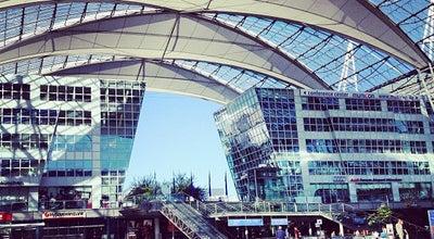 """Photo of Airport München Flughafen """"Franz Josef Strauß"""" (MUC) at Nordallee 25, München 85356, Germany"""
