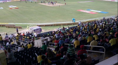 Photo of Cricket Ground Sabina Park at S Camp Rd., Kingston, Jamaica