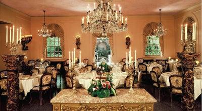 Photo of Italian Restaurant Barbetta at 321 W 46th St, New York, NY 10036, United States