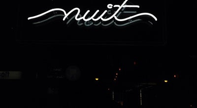 Photo of Restaurant Nuit Social at 1168 Queen St W, Toronto, On M6J 1J5, Canada