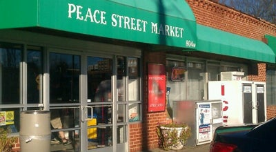 Photo of Other Venue Peace Street Market at 804 W Peace St, Raleigh, NC 27605