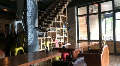 Photo of American Restaurant Church Street Social at 46/1 Cobalt Building Church Street, Bengaluru 560001, India