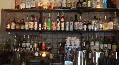 Photo of Cocktail Bar Kung Fu bar at Sundevedsgade 5, Copenhagen V 1751, Denmark
