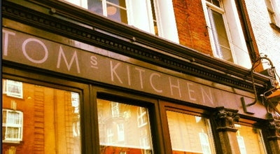 Photo of Modern European Restaurant Tom's Kitchen at 27 Cale Street, London SW3 3QP, United Kingdom