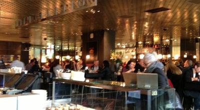 Photo of Sushi Restaurant Globus Bellevue at Theaterstrasse 12, Zurich 8001, Switzerland