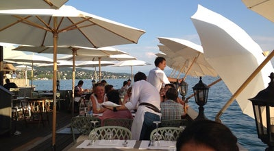 Photo of Seafood Restaurant Fischstube at Bellerivestrasse 160, Zurich 8008, Switzerland