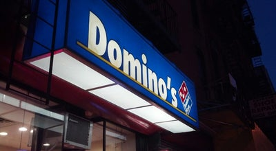Photo of Pizza Place Domino's Pizza at 181 Church St, New York City, NY 10007, United States