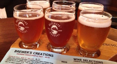 Photo of American Restaurant Deschutes Brewery at 210 Nw 11th Ave, Portland, OR 97209, United States