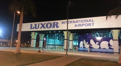 Photo of Airport Luxor International Airport (LXR) | مطار الأقصر الدولي at Luxor City, Luxor, Egypt