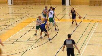 Photo of Basketball Court Kerttulan Palloiluhalli at Kisakatu, Raisio, Finland