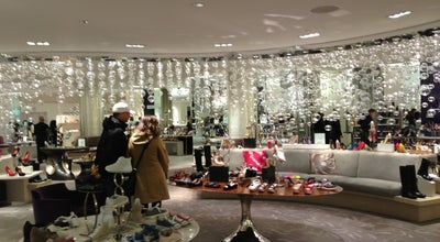 Photo of Other Venue Saks Fifth Avenue 8th Floor Shoe Salon at 611 Fifth Avenue, New York, NY 10022
