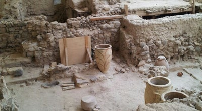 Photo of Historic Site Αρχαίο Ακρωτήρι Θήρας (Akrotiri Prehistoric Town) at Ακρωτήρι, Santorini 847 00, Greece
