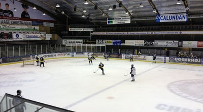 Photo of Hockey Arena Scanel Hockey Arena at Skøjtealleen 4, Frederikshavn 9900, Denmark