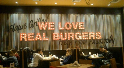 Photo of Burger Joint Simply Burgers at Λεωφ. Κηφισίας 238, Κηφισιά 145 62, Greece