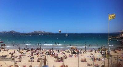 Photo of Beach Plage des Catalans at Rue Des Catalans, Marseille 13007, France
