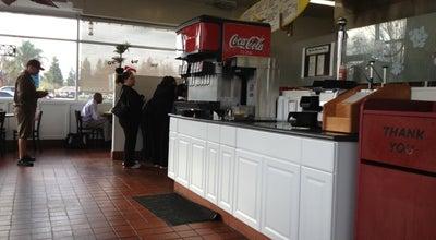 Photo of Burger Joint Mojo Burger at 1401 Foxworthy Ave, San Jose, CA 95118, United States