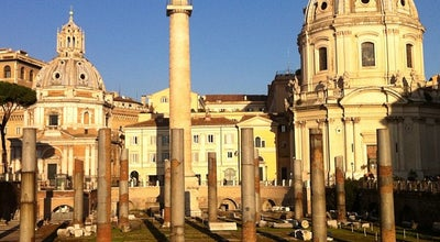 Photo of Historic Site Foro di Traiano at Piazza Foro Traiano, Roma 00187, Italy