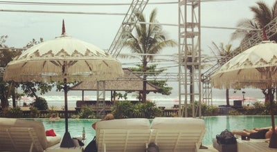 Photo of Restaurant Cocoon Restaurant Bar Beach Club at Jl Double Six 66, Seminyak 80361, Indonesia