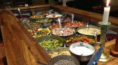 Photo of Modern European Restaurant Hermans at Fjallgatan 23b, Stockholm 116 28, Sweden