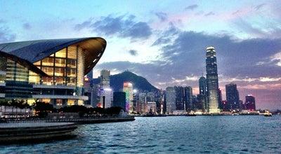 Photo of Boat or Ferry Star Ferry at 愛丁堡廣場天星碼頭, Hong Kong, Hong Kong