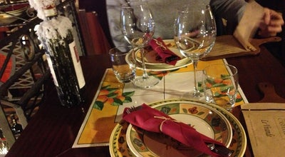 Photo of Italian Restaurant La Taverna del Castello at Via Del Soldato Ignoto, 9, Fiuggi 03014, Italy