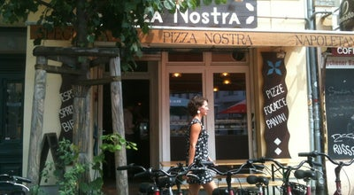 Photo of Italian Restaurant Pizza Nostra at Lychener Str. 2-4, Berlin 10437, Germany