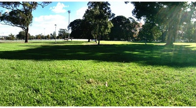 Photo of Park Alexandria Park at Wyndham St., Alexandria, NS 2015, Australia