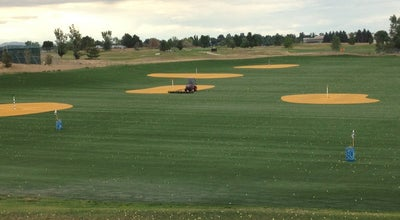 Photo of Golf Course Driving Range - Family Sports Center at 6901 S Peoria St, Centennial, CO 80112, United States