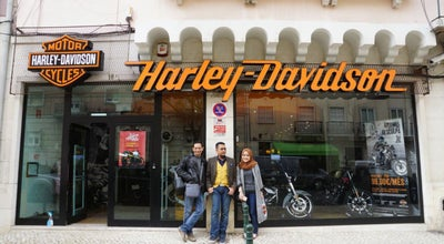 Photo of Motorcycle Shop Harley-Davidson at Rua Victor Hugo, Lisboa, Portugal