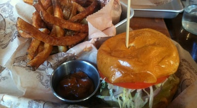 Photo of Burger Joint Bareburger at 85 2nd Ave, New York, NY 10003, United States