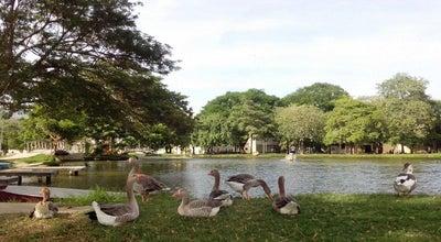 Photo of Lake Lago at Universidad Del Magdalena, Santa Marta, Colombia