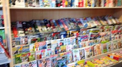 Photo of Bookstore Boeket Dagbladhandel at Belgium
