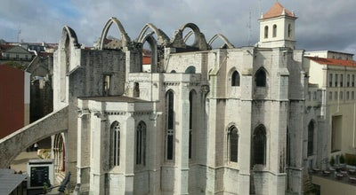 Photo of Church Igreja do Carmo at Rua Da Condessa 3a, Lisbon 1200-120, Portugal