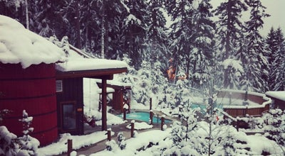 Photo of Spa Scandinave Spa Whistler at 8010 Mons Road, Whistler V0N 1B8, Canada