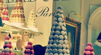 Photo of French Restaurant Laduree at 864 Madison Ave, New York, NY 10021, United States