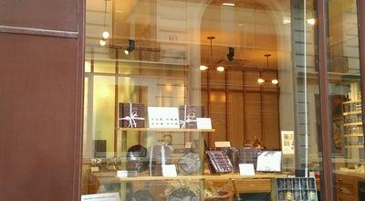 Photo of Dessert Shop Fouquet at 36 Rue Laffitte, Paris 75009, France