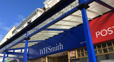 Photo of Bookstore WHSmith at Penrhyn House, Llandudno LL30 2NY, United Kingdom