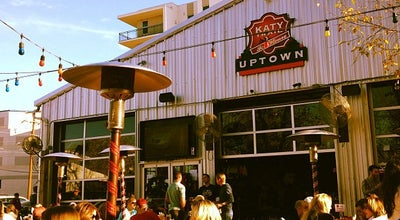 Photo of American Restaurant Katy Trail Ice House at 3136 Routh St, Dallas, TX 75201, United States