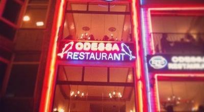 Photo of Seafood Restaurant Odessa Balık Restaurant at Rıhtım Cd No:15-17 Karaköy, İstanbul 38500, Turkey