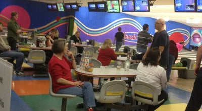 Photo of Bowling Alley Classic Bowl Lanes & Lounge at 11707 Round Lake Blvd Nw, Minneapolis, MN 55433, United States
