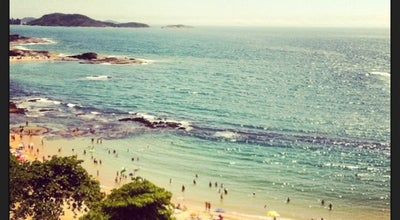 Photo of Beach Praia das Castanheiras at Av. Des. Lourival De Almeida, Guarapari, Brazil