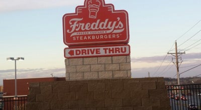 Photo of Restaurant Freddie Frozen Custard at 3465 N 168th Ct, Omaha, NE 68116, United States