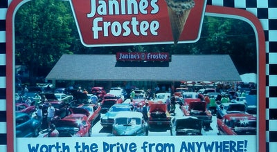Photo of American Restaurant Janine's Frostee at 149 East St, Ware, MA 01082, United States