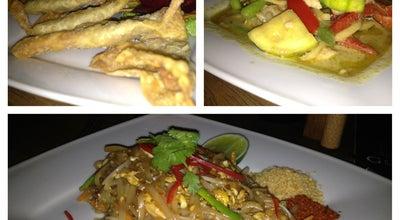 Photo of Asian Restaurant Gluay Maai Thai at Plaza Via 38, Calle 38 Esquina 5a Avenida, Playa del Carmen 77720, Mexico
