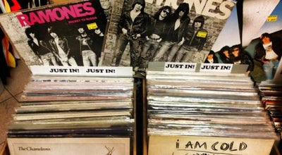 Photo of Record Shop Radiation Records at Italy