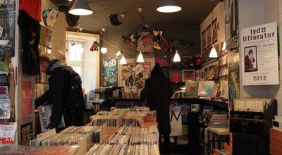 Photo of Record Shop Route 66 at Fælledvej 3, København N 2200, Denmark